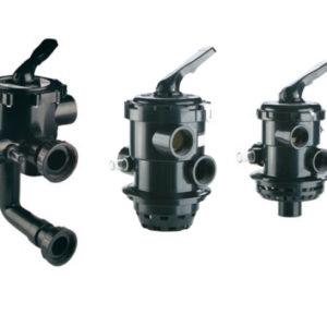 Боковой 6 позиционные вентили для фильтра