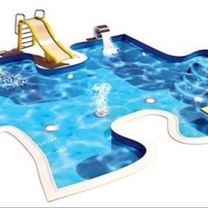 Аттракционы для бассейна