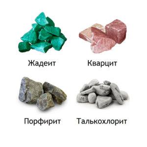 Камни и облицовка для печи
