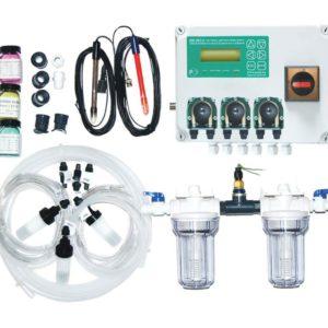 Оборудование и средства для дезинфекции воды в бассейне