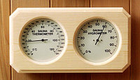 Термометры и гидрометры для бани