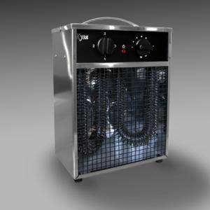 Электрокалориферы (тепловентиляторы)